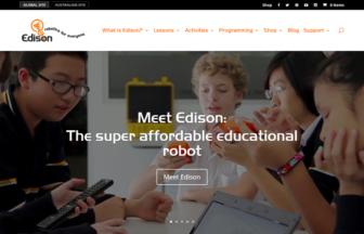 Edisonプログラミング・ロボ