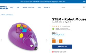 Code & Go ロボットマウス
